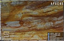 Apache Quartzite Slabs