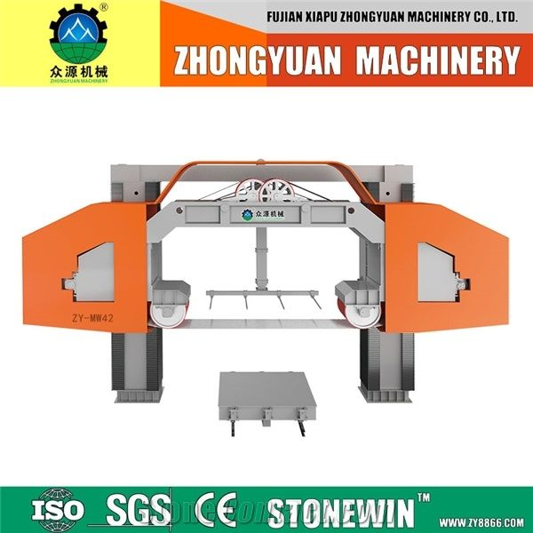 Multi Wire Saw Machine from China-600641 - StoneContact.com