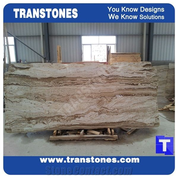 Popular 3d Patterns Marble Slabs Natural Marble Tiles For Wall And