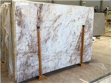 Amalfino Quartzite Slabs & Tiles, Brazil White Quartzite