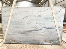 Quartzite Macaubas Fantasy Slabs & Tiles, Brazil White Quartzite