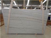 White Macaubas Quartzite Slabs