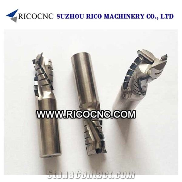 Pcd Spiral Router Bits Diamond Pcd Cutter Bits