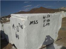 Persian White Marble Block, Persian Spider Block