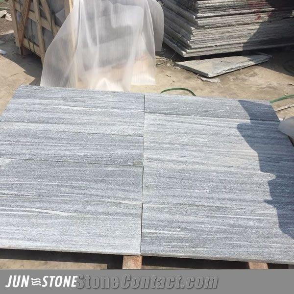 Nero Santiago Granite Polished Tiles