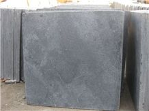 China Blue Stone Honed Slabs,Machine Cutting Bluestone Tiles for Swimming Pool Surround Paving,Floor Pattern Tiles