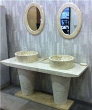 Pedestal Basins, Vanity Basin, Natural Sink, Round Sink, Bathroom Basins, Bathroom Sinks, Square Basins,