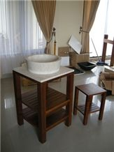Pedestal Basins / Vessel Sink / Bathroom Basins / Bathroom Sink / Natural Sink / Round Sink / Square Basin / Square Sink / Oval Basins