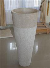 Pedestal Round Basin Pedestal Oval Basin or Square Pedestal