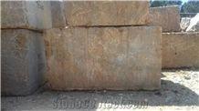 Syrian Emperador Marble Blocks, Syria Brown Marble