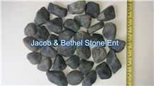 Nachi Bs Pebble Stone Black River Stone