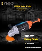 Portable Stone Machine 2800w Angle Grinder for Stone Cutting