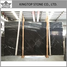 Iran Pietra Grey Polished Marble Graphite Slabs and Tiles