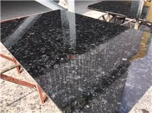Ukraine Polished Volga Blue Granite Slabs