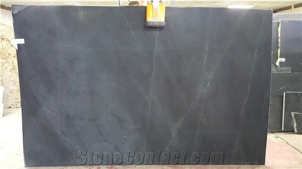 Black Soapstone Slabs From United States 595393