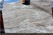 Fantasy Brown Quartzite - Terra Bianca Quartzite