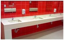 Cambria Bathroom Top