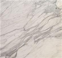 Calacatta Belgia Marble Slabs, Tiles