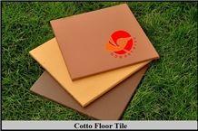 Terracotta Exterior Floor Tiles