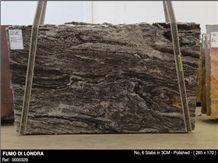 Fumo Di Londra Granite 3cm Slabs, Polished Finish