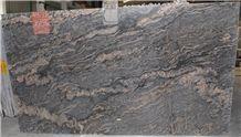 Golden Stallion Granite Slabs