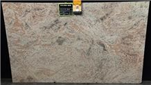 Golden Web Granite Slabs