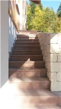 Porphyry Steps/Coping