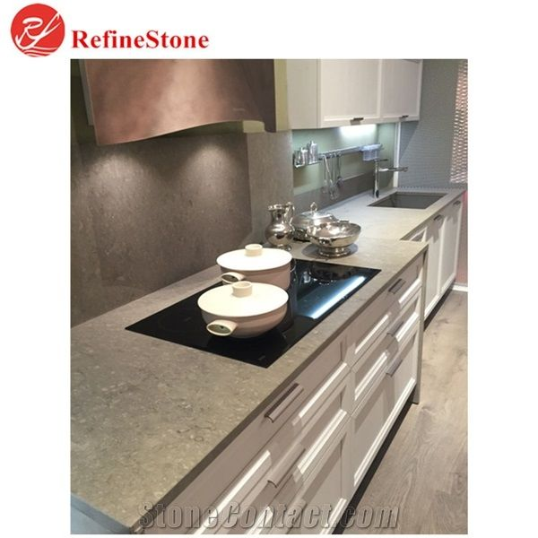 G603 Grey Granite Kitchen Countertop
