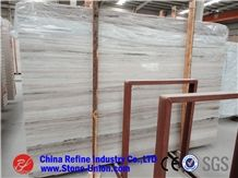 Jinsha Grand Polished Marble with Grey Veins/ Floor/Covering Tiles/Slabs/Good for Project/Direct Factory