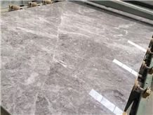 Blue Savoy Marble Slabs Polished,Machine Cutting Azul Tiles France Grey Marble Silver Emperador Marble Panel for Floor Covering,Wall Cladding