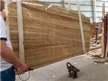 China Honey Onyx Translucent High Glossy Slabs,Machine Vein Cutting French Pattern Walling, Floor Covering Bathroom