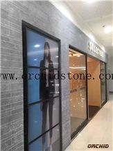 Quality a Cheap Chinese Honed Grey Limestone Wall Cladding Cubes Stone,Driveway Paving Stone,Garden Stepping Pavements,Grey Marble Cobble Stone