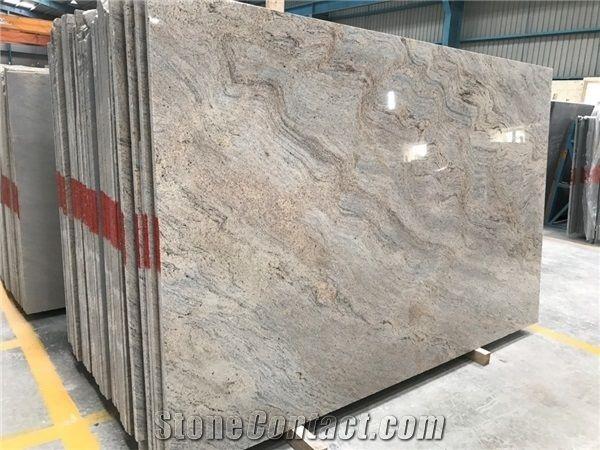 Ivory Fantasy Granite Slabs Tiles From