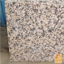 China Chrysanthemum Yellow Yunnan Granite,Yunnan Chrysanthemum Granite Wall Flooring Covering Tile