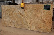 Kashimir Gold Granite Slab Granite Tiles&Slabs,Granite Floor Covering Tiles/Wall Covering Tiles/Paving Stone,Building Stone