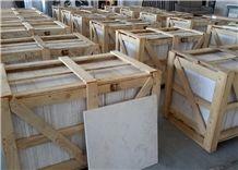 French Vanilla Honed Tiles 60x60x2