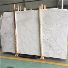 Italy Carrara Statuario Slab, Italian Bianco Statuarietto Venato White Marble, Carrara White C