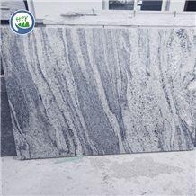 G302 Black Granite with White Veins,Wave Granite