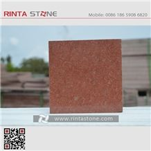 Asian Red Granite Asia China Natural Colour No Dyed / No Painted Dark Red Stone