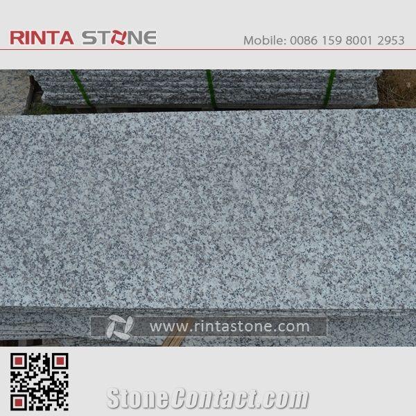 Flower White Granite G439 Puning Bianco Sardo Delta Dabai Jasmine Royal Saint Tower Co Grain Lotus Slabs Tiles For Countertops
