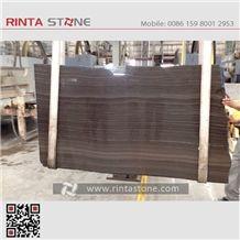 Coffee Wood Vein Marble Chinese Obama Wooden Eramosa Stone Big Slab Wall Cladding Floor Thin Tiles