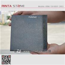 G684 Fuding Black Pearl Basalt China Natural Cheap Beauty Stone Slabs Floor Wall Thin Tiles