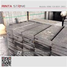 G684 Fuding Stoma Black Pearl Basalt Paver