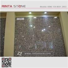 G736 Granite Lihua Red Nanhua Granite Small Big Flower Slabs Tiles Countertops Wall Flooring Kitchen Tops
