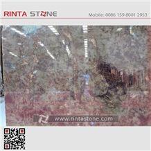 Lemurian Blue Granite Luxury Slabs Tiles