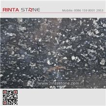 Starry Sky Blue Star Granite Platinum Black G702 Galaxy Slabs Wall Floor Covering Natural Stone Night Rose Highlights Ginga Vatas