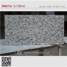 Tiger Skin White Granite China Natural Cheap Spary Waves Stone G889 Big Slab Wall Flooring Thin Tiles Skirting Countertop Vanity Top Pattern