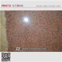 Xinjiang Red Granite Stone