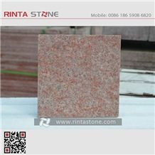 Yingjing Red Granite Chinese Natural Red Colour Stone