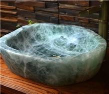 Lilac Onyx Purple Wash Basins, Green Onyx Sinks